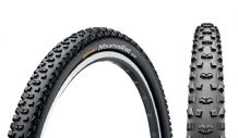 CONTINENTAL MOUNTAIN KING MKII TYRE - WIRE